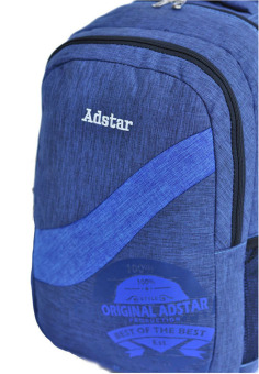 Harga Adstar Backpack Original Production - Biru