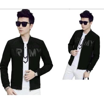Harga SR Collection Arm Jaket - Hitam