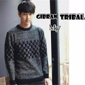 Harga Sweater Rajut Distro Gibral Tribal