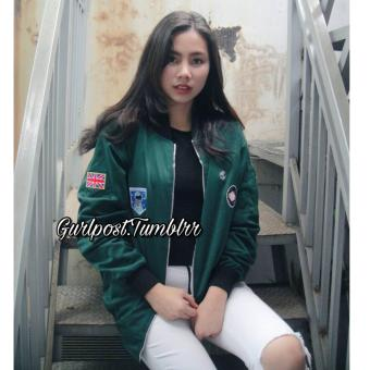 Harga Emerlad patch bomber lotto
