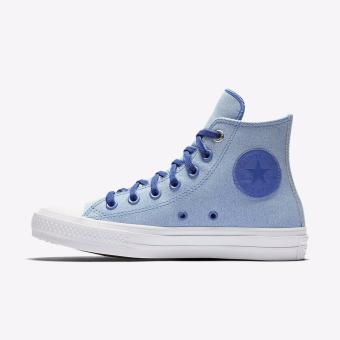 Harga Converse Chuck Taylor 2 All Star Two Tone Leather Hi - Blue