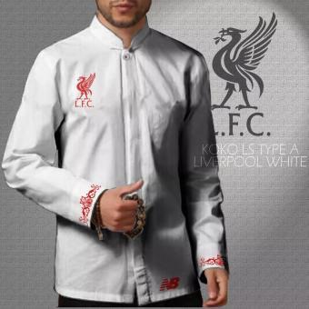 Harga Kemeja Koko Long Sleeve / Panjang Liverpool