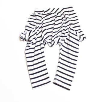 Celana Panjang Anak/Celana Harem/Harem Pants - Stripe Blang