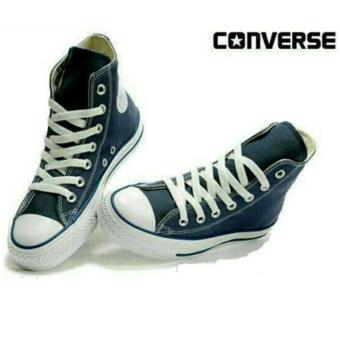 Harga Sneaker All Star ct Hi - blue navy