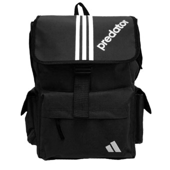 Harga Bag & Stuff Fashion A-Predator Backpack - Hitam