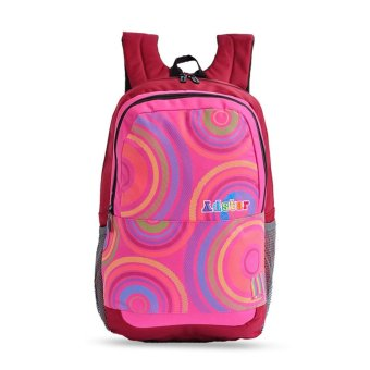Harga Adstar Backpack Half Circle - Merah Pink