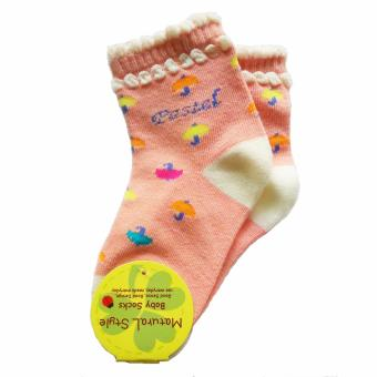 Harga Umbrella Pastel Sock Pink