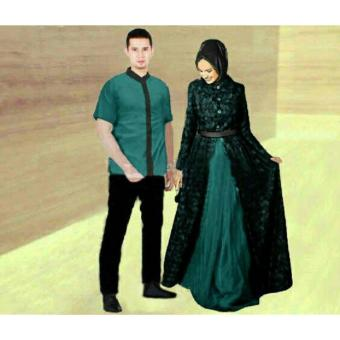 Harga couple store cs - dress muslim zahira tosca