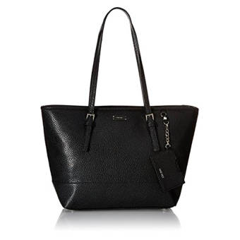 Harga Nine West Ava Tote Bag, Black, One Size (Intl)