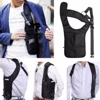 Harga Tas Gadget Pundak Anti Maling / Shoulder Bag Anti Thief - Hitam