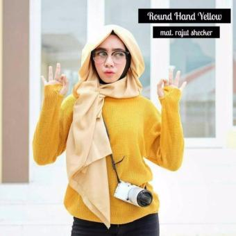 Harga Labelledesign Roundhand - Yellow