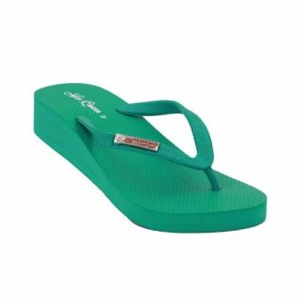 Harga Ando Sandal Jepit Nice Queen - Turquise