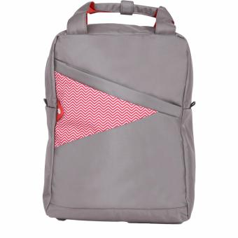 Harga Exsport Simodei Backpack - Grey Pink