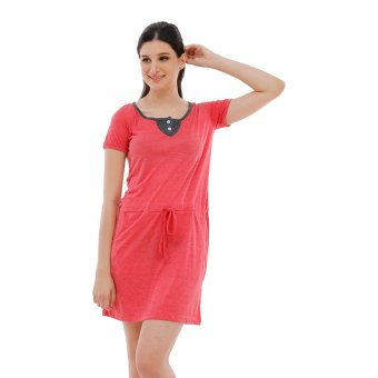 Harga Carvil Raisa-01 Dress - Merah