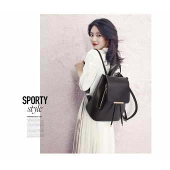 Harga Great Tas Fashion Korea High Quality Korean Style - Hitam