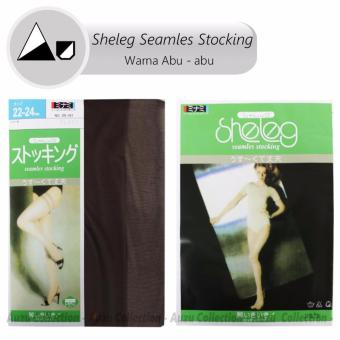 Harga Auzu - Sheleg seamles stocking sepaha – Abu tua - Dark grey[Abu Tua]