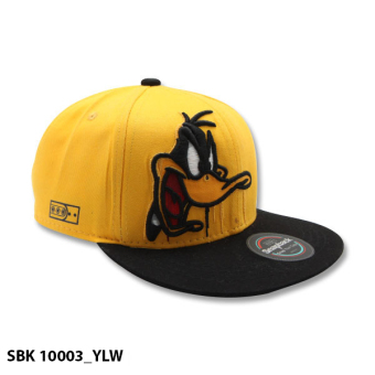 Harga Snapback Kids - Looney Tunes - Yellow
