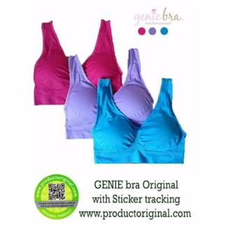 Harga Beautylover Genie Bra Summer 1 Box isi 3Pcs