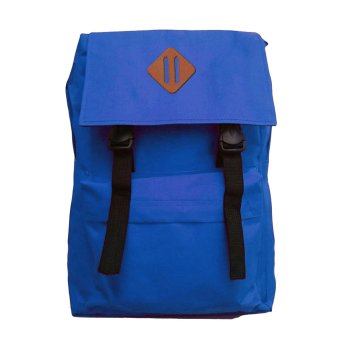 Harga Bag & Stuff Korean Compact Backpack - Biru