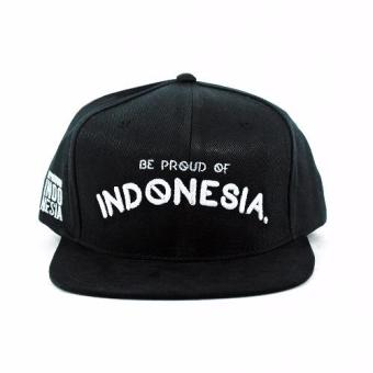 Snapback Hip Hop Hat Simple Black