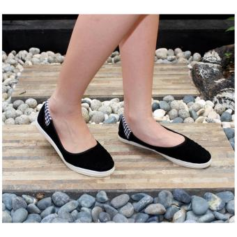 Harga Marlee - Little Thing Flat Shoes - Hiitam