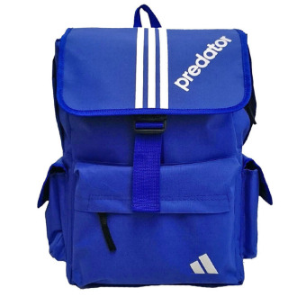 Harga Bag & Stuff Fashion A-Predator Backpack - Biru