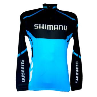 Baju Sepeda Gunung MTB, Jersey Sepeda Bike Biking Cycling - Shimano Tangan Panjang