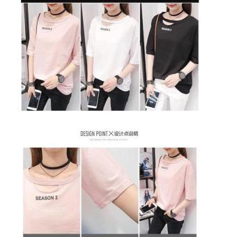 Harga Labelledesign Seasons Blouse - Peach Salem