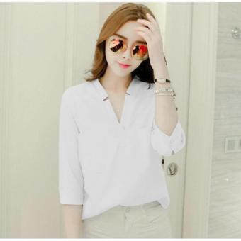 Harga Labelledesign Linsy Top - White