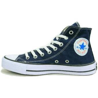 Harga Converse All Star CT AS Canvas Hi - Navy Blue