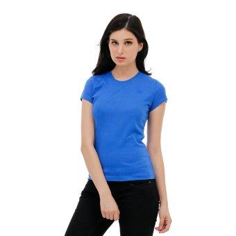 Carvil Hyori Kaus Wanita - Blue Benhur