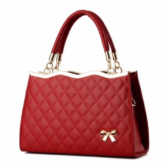 Tas Fashion - Elegant Korean Style Hand Bag - Red