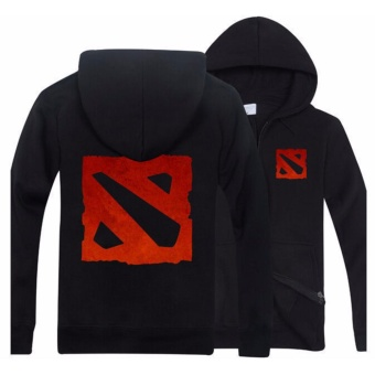 Harga Zipper Hoodie DOTA 2 Gaming Edition