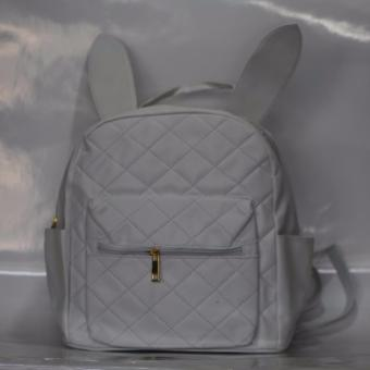 Harga backpack rabbit white