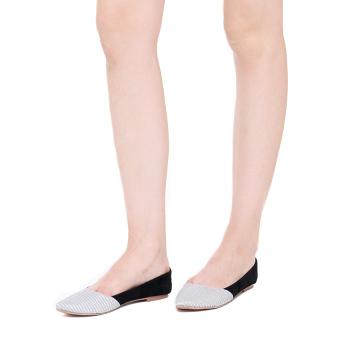 Harga Marlee Flat Shoes IWN 04 Silver