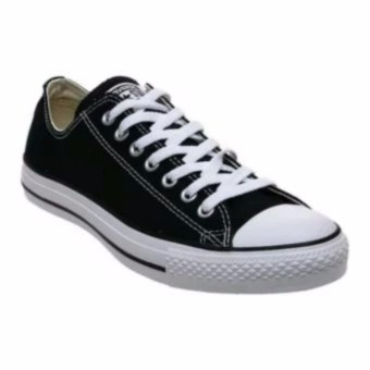 Harga Converse All Star Ox Classic Low Cut Sneaker - Black