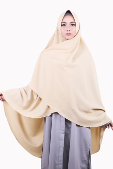 Harga Cotton Bee Khimar Celina Pet - Baby Gold