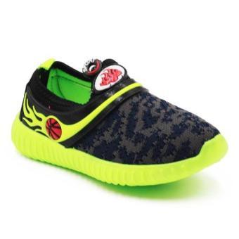 Sport Sepatu Anak 1611-115 - Black