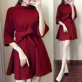 [INI SHOP] Dress Wanita | Dress Winter Terbaru