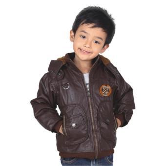 jaket anak laki laki / jaket motor anak cdi 004 / jaket anak anak / jaket