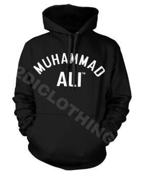 Jaket Hoodie Sweater Jumper Muhammad Ali