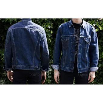 ... Harga Jaket Jeans Levis Pria Bioblitz Premium Biru Telor Asin Dan Spesifikasinya Cek Harga Dan