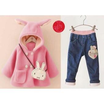 J&C FJ-St kid Jaket Bunny Anak / Jaket Anak / Hoodie Anak / Jaket