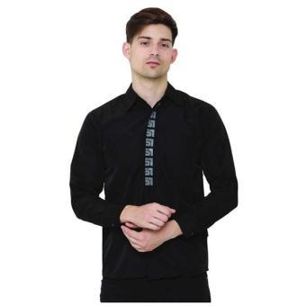 Java Seven Mmt 023 Baju Koko Muslim Pria Baloteli Murah Dan Keren Source · Java Seven Baju Koko MOY 802 Busana Muslim Fashion Pria Cotton Hitam Promo