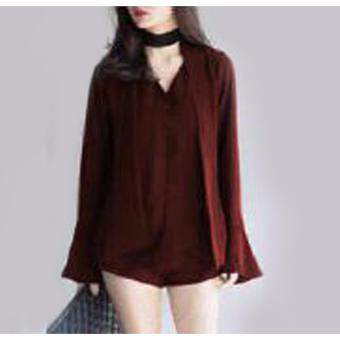 Jessica Fashion Blouse Nony - Maroon - Best Seller