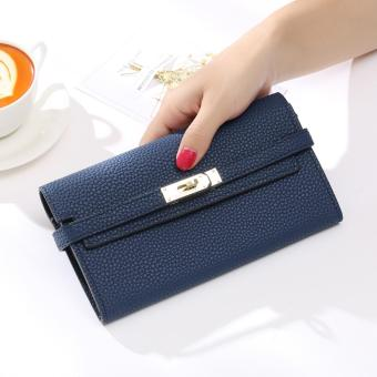 Jims Honey - Dompet Fashion Wanita Import - Stella Wallet (Navy) ...