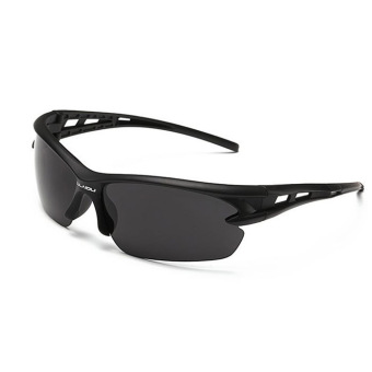 Kacamata Sepeda Lensa Hitam Sport Sunglasses 3105 Black