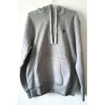 Kalibre 970050 Pullover Jaket Hoodie Pria Men Sweater Outdoor Outerwear - Abu Muda