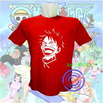Kaos Anime One Piece Lutfy