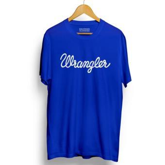 Cek Harga Baru Kaos Distro Wrangler T Shirt Hitam Terkini - Situs ... b29a01e28d